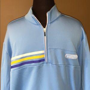Men's Adidas 1/4zip Sweatshirt